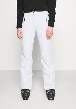VICTORIA - Skibroek - bright white