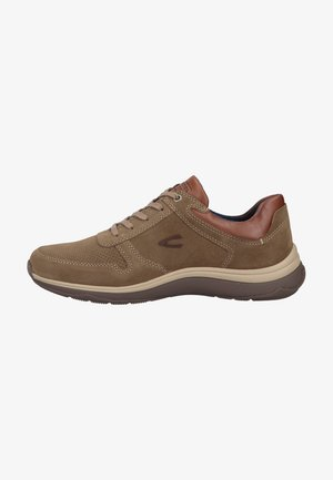 Casual lace-ups - taupe c