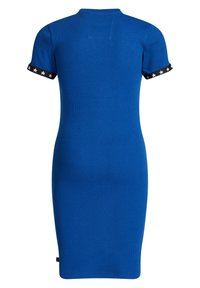 WE Fashion - Gebreide jurk - cobalt blue - 4