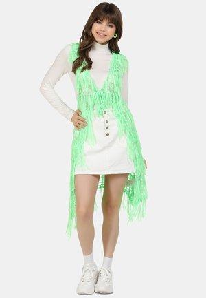 LONGWESTE - Gilet - neon green