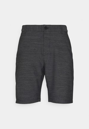 SHORT - Short de sport - black heather