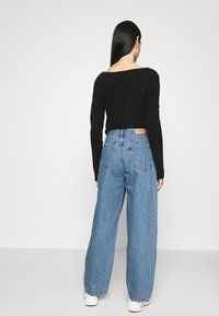 Weekday - RAIL  - Relaxed fit jeans - wash 90's blue - 2