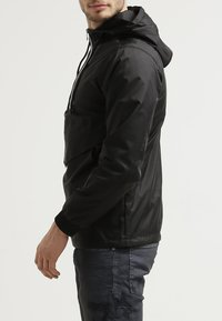Urban Classics - Summer jacket - black - 2