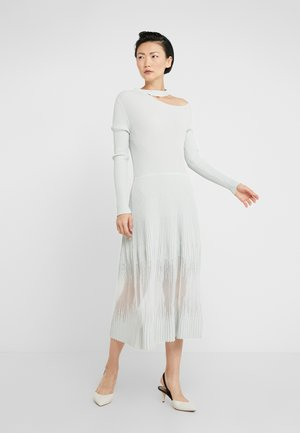 ABITO DRESS - Jumper dress - white wave