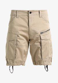 G-Star - ROVIC ZIP RELAXED - Shorts - dune - 6