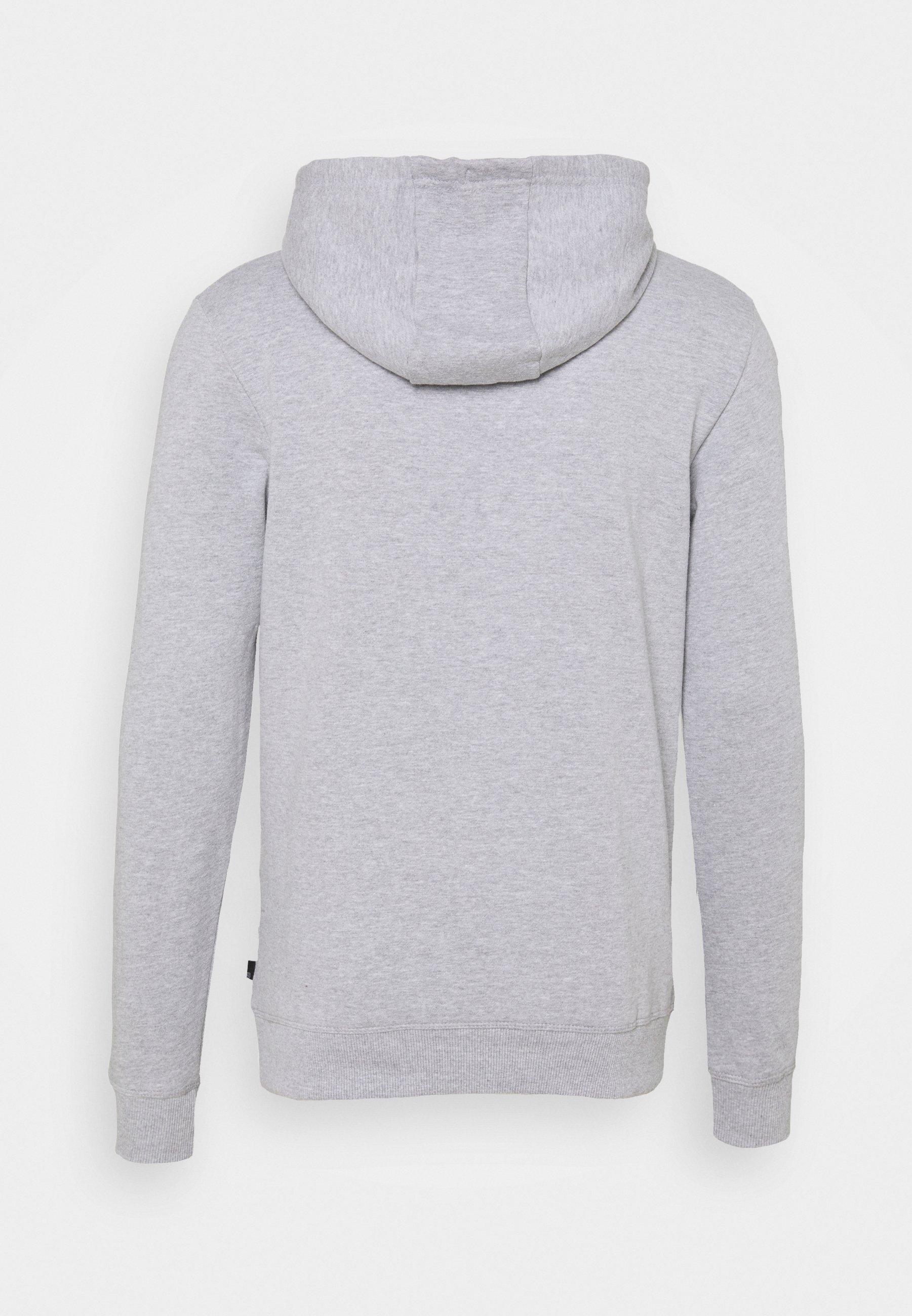 Men CHEST PANEL OVERHEAD HOOD - Sweatshirt
