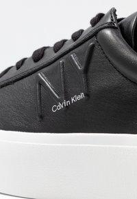Calvin Klein - JAMELLA - Zapatillas - black - 2