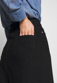 Trendyol - Pouzdrová sukně - black - 5
