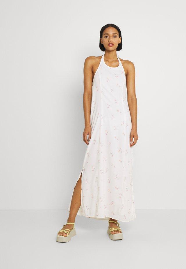 Maxi šaty - cream