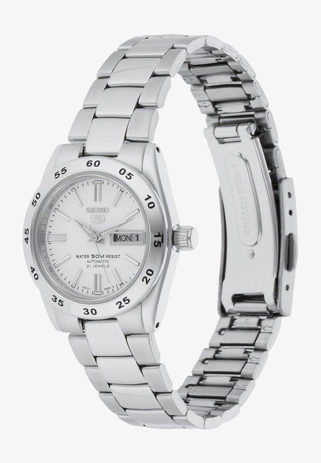 Watch - silber/weiß