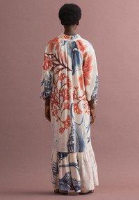 GANT - SEASHELL  - Maxi dress - cream - 0