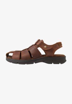 SAURON BASICS C1 - Sandals - bark