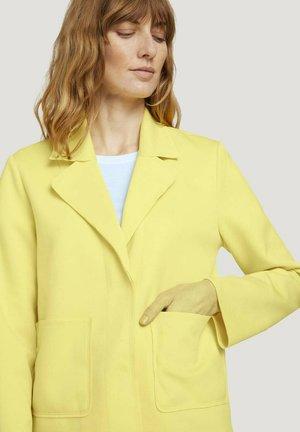 Blazer - smooth yellow