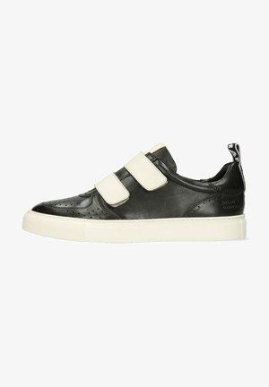 HARVEY MILLED - Sneakers laag - black