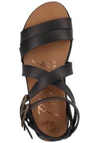 Blowfish Malibu - Platform sandals - black dyecut - 3
