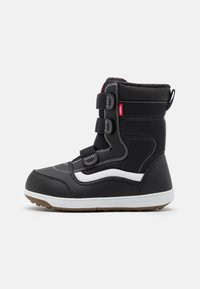Vans - SNOW CRUISER MTE UNISEX - Winter boots - black/white - 0