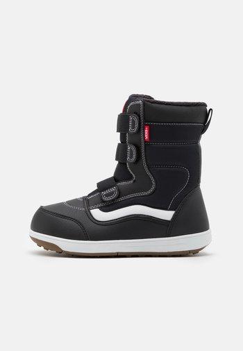 SNOW CRUISER MTE UNISEX - Zimní obuv - black/white