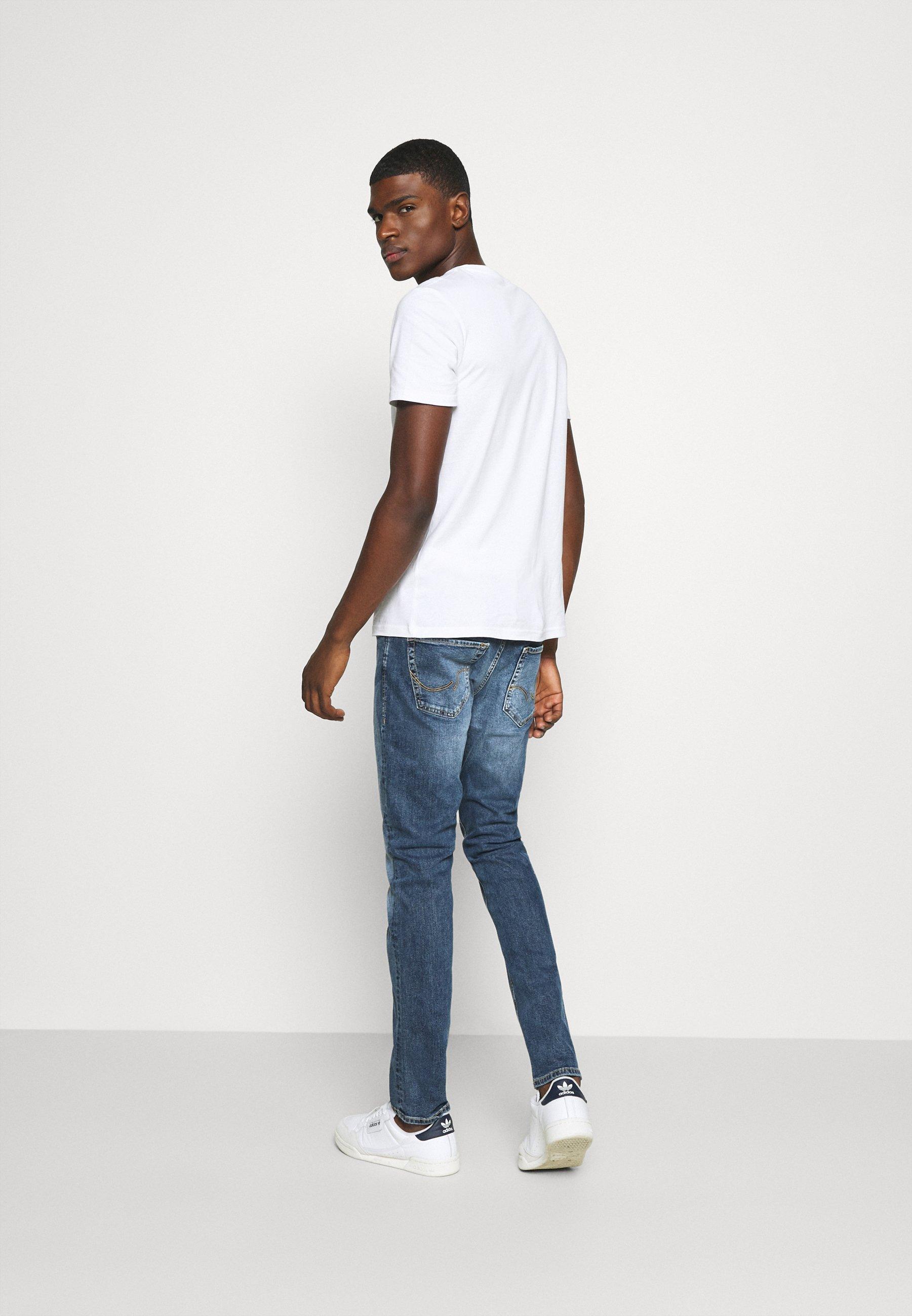 Men JJIGLENN JJORIGINAL - Slim fit jeans