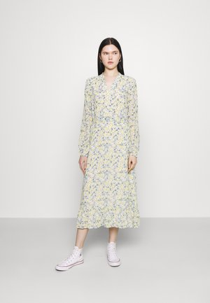 VIJEMO MIDI DRESS - Day dress - cloud dancer