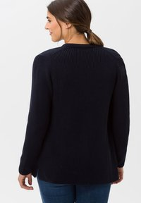 BRAX - STYLE ANIQUE - Cardigan - navy - 2