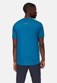 Mammut - TROVAT  - Print T-shirt - sapphire prt1 - 2