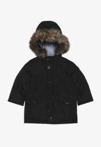 GAP - TODDLER BOY WARM SNORKEL - Wintermantel - true black - 0