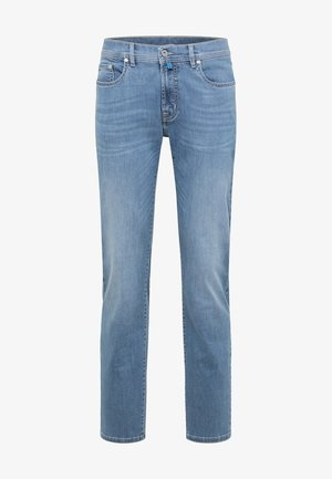 LYON  - Slim fit jeans - mid blue