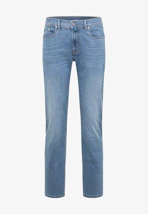 LYON  - Jean slim - mid blue