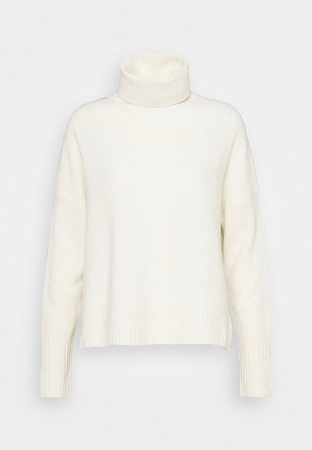 ROLL NECK - Neule - ivory