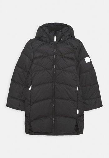 AHDE - Down coat - black