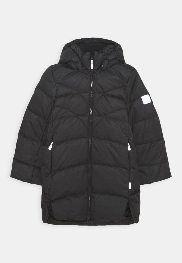 AHDE - Down coat - black