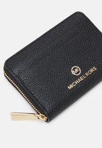 MICHAEL Michael Kors - JET SET CHARM COIN CARD CASE - Wallet - black - 3