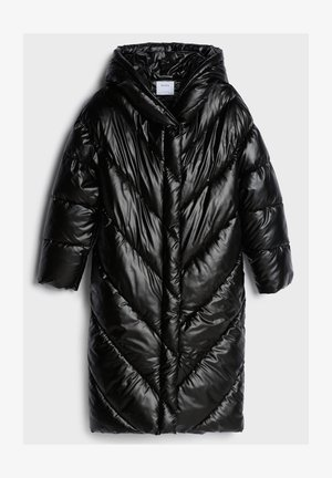 AUS NYLON  - Winter coat - black