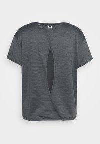 Under Armour - TECH VENT - T-shirt basique - black - 6