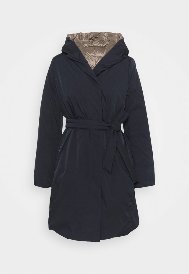 EGUALE - Down coat - blau