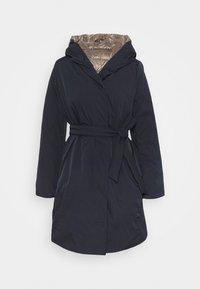 WEEKEND MaxMara - EGUALE - Kabát zprachového peří - blau - 0