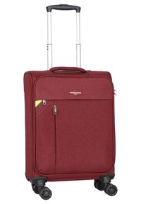 Hardware - REVOLUTION - Wheeled suitcase - bordeaux - 2