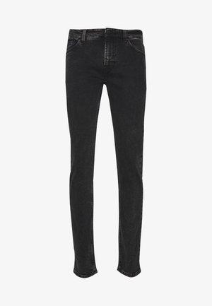 RONNIE CYNIC - Slim fit jeans - black