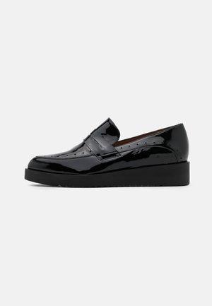 AMANDA - Slippers - charoll black