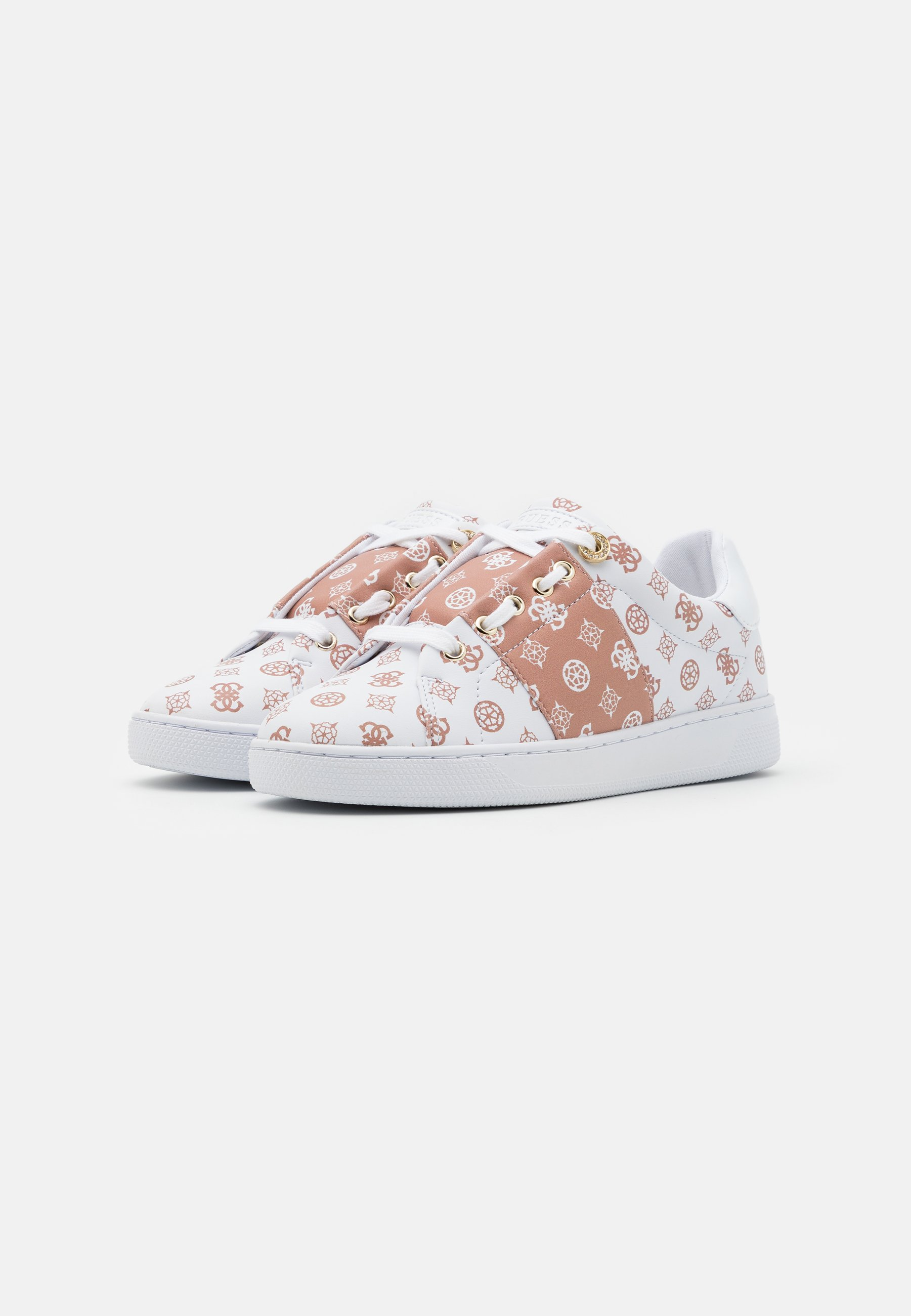 Guess Rejeena - Sneaker Low White/beige/weiß