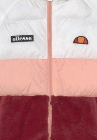 Ellesse - BELLE - Chaqueta de invierno - white - 3