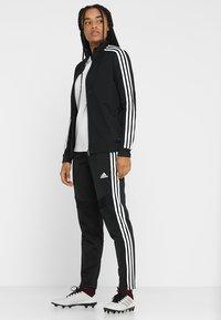 adidas Performance - TIRO 19 - Træningsbukser - black/white - 1