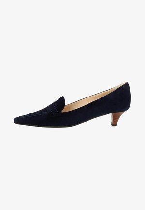LIA - Classic heels - dark blue