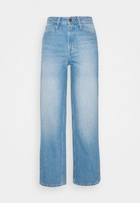 WIDE LEG - Relaxed fit jeans - worn callie