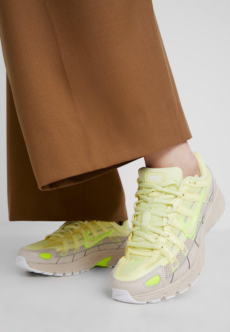 Nike Sportswear - P-6000 - Baskets basses - luminous green/desert sand