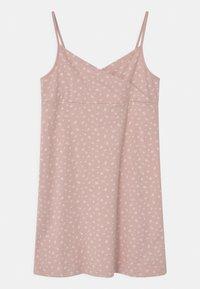 GAP - GIRL SURPLICE  - Jerseykleid - light pink - 0