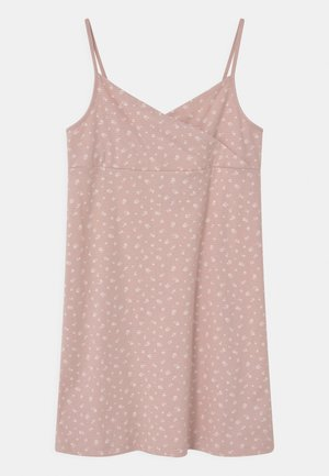 GIRL SURPLICE  - Jersey dress - light pink