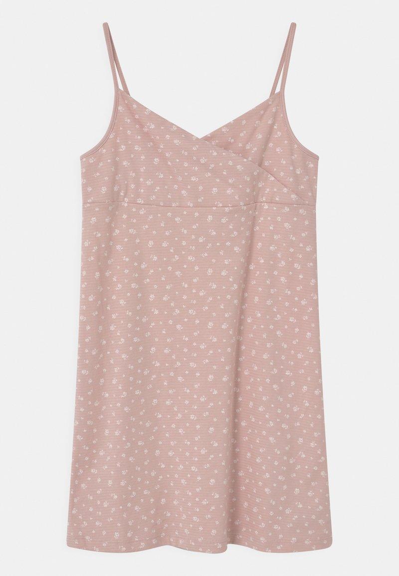 GAP - GIRL SURPLICE  - Jerseykleid - light pink
