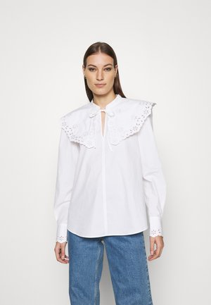 Shirt - Camicia - white light