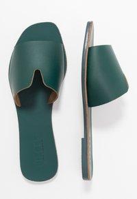 Pieces - PSNORA - Pantofle - sycamore - 3